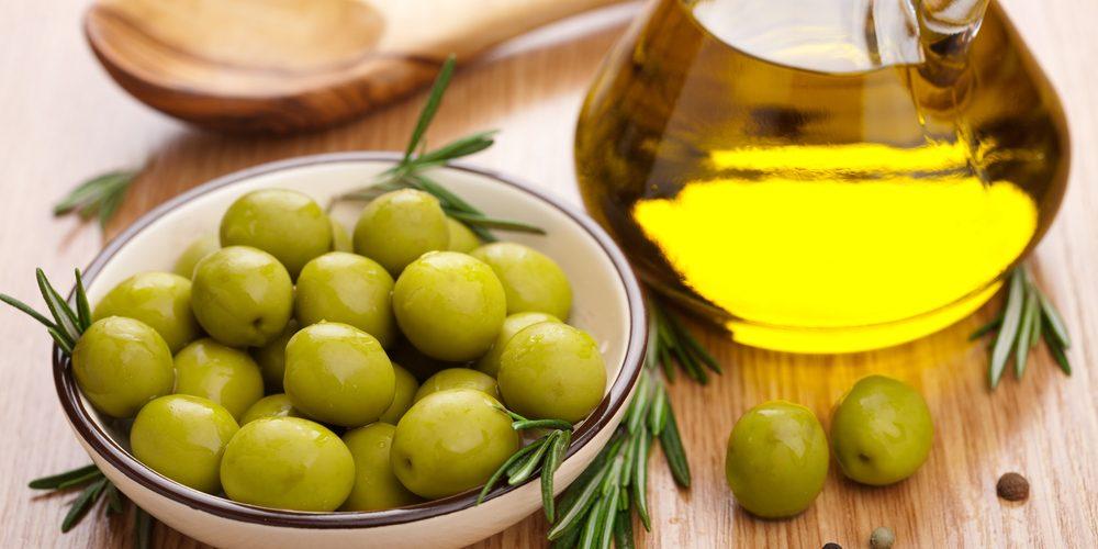 طريقة عمل الزيتون الأخضر المخلل