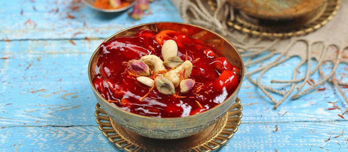طريقة عمل الحلوى البحرينية