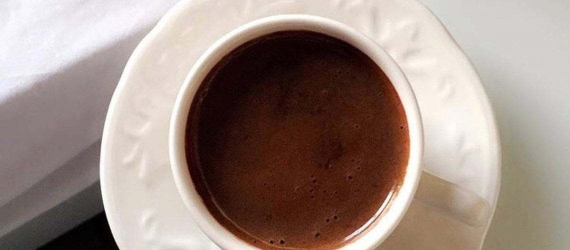 طريقة عمل قهوة الرفاعي التركية