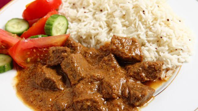 طريقة عمل خورما اللحم الهندي