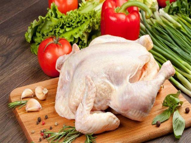 اخطاء تجميد الدجاج