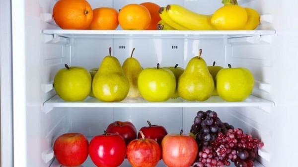 اخطاء حفظ الفواكه في الثلاجة