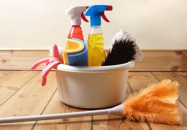 الأماكن التي يجب ان تلتفتي اليها أثناء تنظيف المطبخ