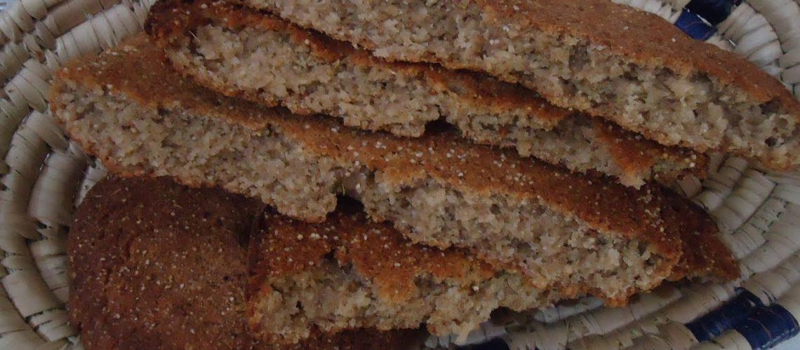 طريقة عمل خبز شعير