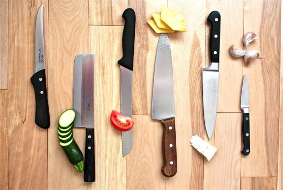 نصيحة عن استخدام سكاكين المطبخ