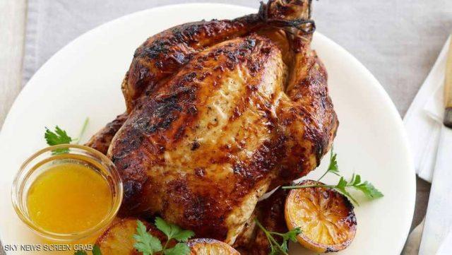 تفادي التخلص من جلد الدجاج للاستفادة منه