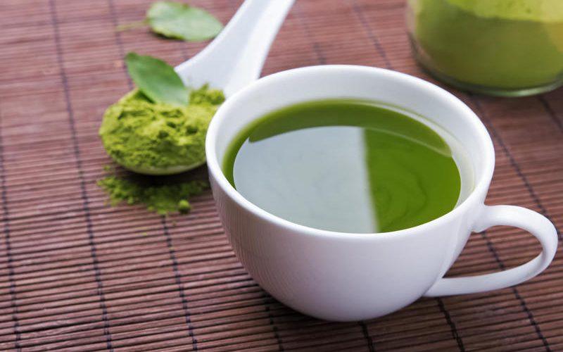 طريقة عمل شاي الماتشا