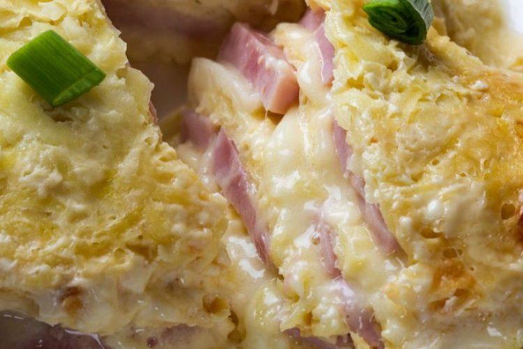 طريقة عمل أومليت بالتيركي والجبن