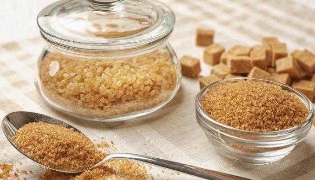 طريقة عمل السكر البني في المنزل