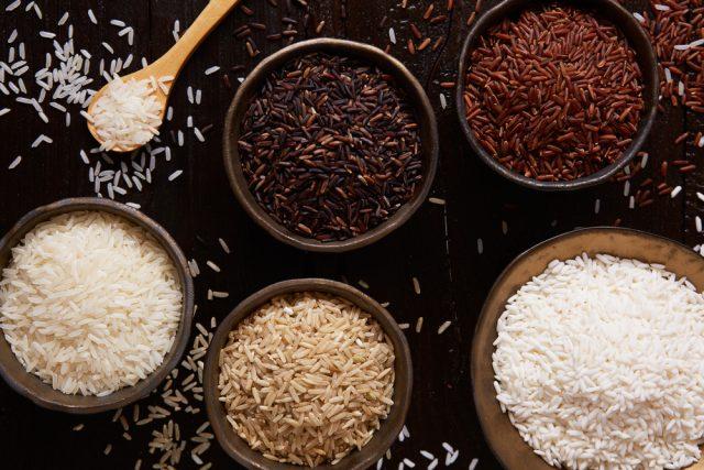 البدائل الصحية للأرز الأبيض