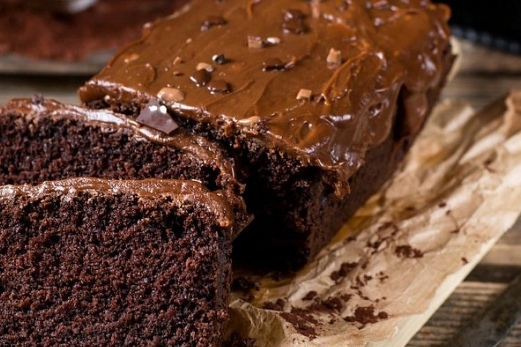 طريقة عمل كيك الشوكولاته بدون بيض