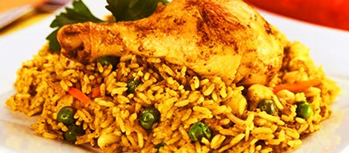 طريقة عمل أرز شرقي بالدجاج