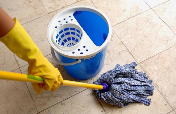 طريقة عمل منظف أرض المطبخ