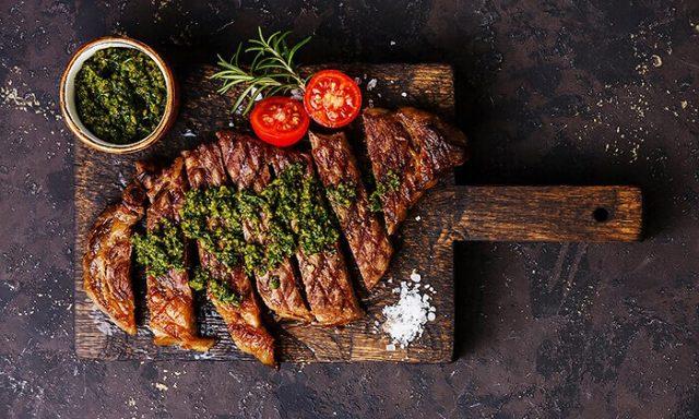 طرق الحصول على لحم مشوي طري