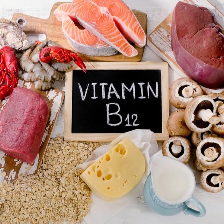 أعراض نقص فيتامين B12