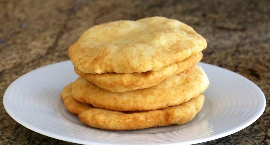 طريقة عمل الخبز المقلي
