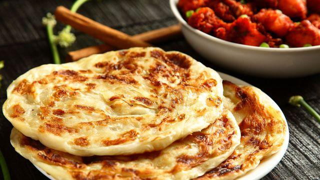 طريقة عمل خبز هندي بالبطاطس