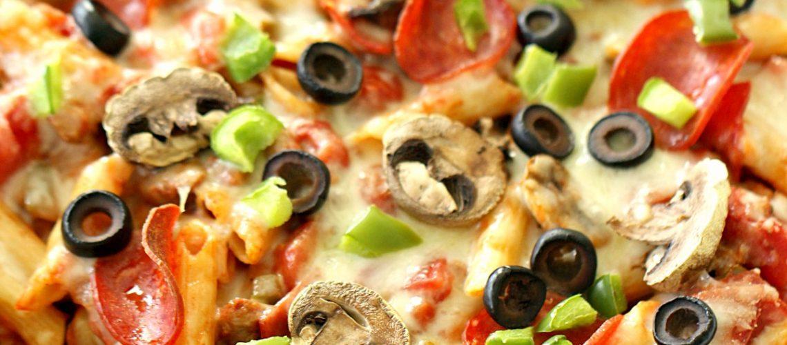 طريقة عمل بيتزا باستا سريعة