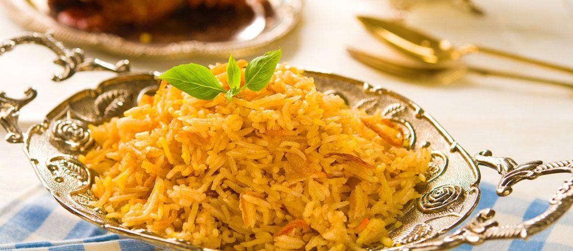 طريقة عمل برياني هندي حار بدون دجاج