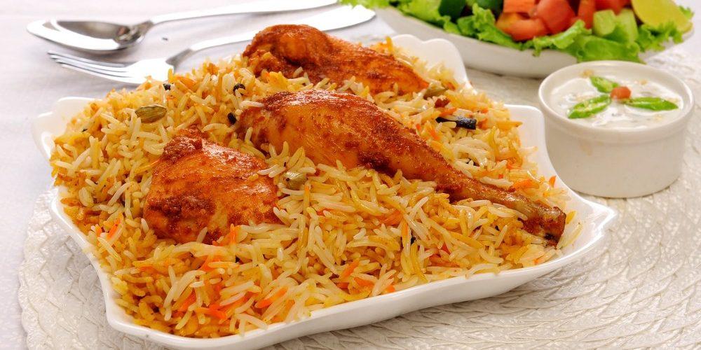 طريقة عمل أرز البرياني مثل المطاعم