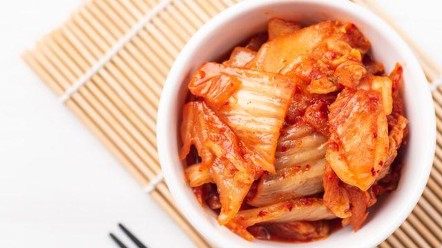 طريقة عمل الكيمتشي الكوري