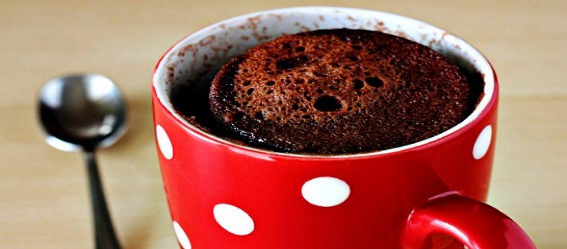 طريقة عمل كيكة شوكولاته بالمايكرويف