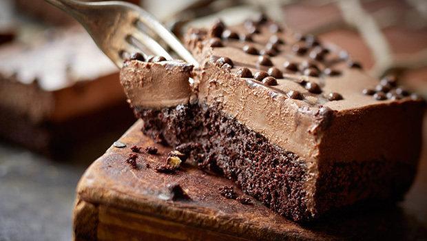 طريقة عمل موس الشوكولاتة السهل