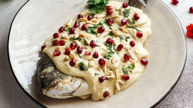 طريقة عمل صوص الطحينة للسمك