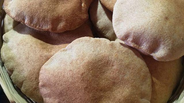 طريقة عمل خبز الشوفان المنفوخ