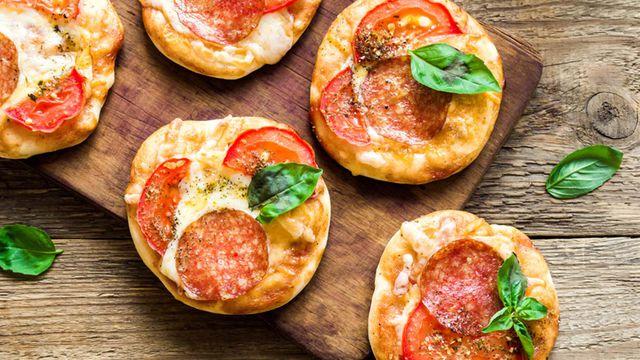 طريقة عمل فطيرة البيتزا