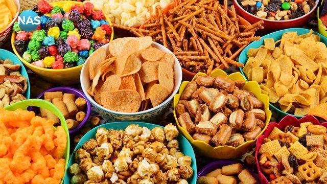 5 أطعمة تسبب لك التوتر