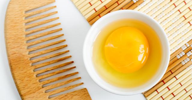 ماهي فوائد البيض لعلاج تساقط الشعر؟