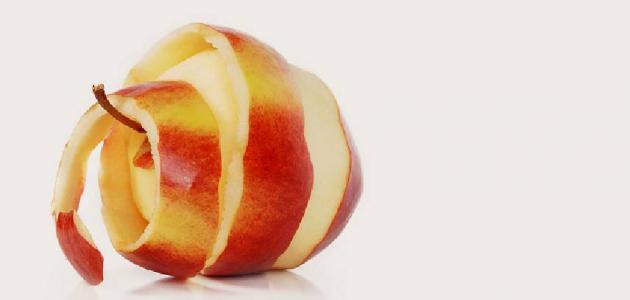 ما هي فوائد قشر التفاح للبشرة؟