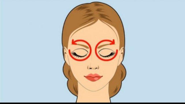طريقة تدليك الوجه لإزالة التجاعيد