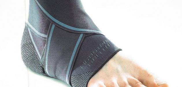 ما هي أعراض تمزق أربطة القدم ؟