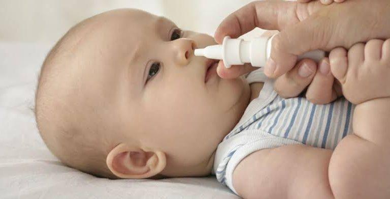ما سبب خنفرة الرضع؟