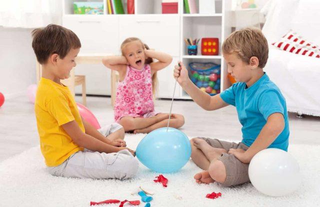 لماذا تخاف الاطفال من الصوت العالي ؟