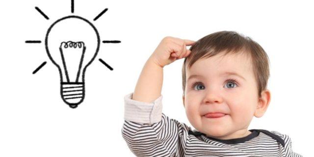 متى تتكون ذاكرة الطفل الرضيع؟